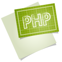 128x128px size png icon of adobe blueprint php