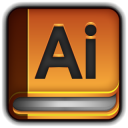 128x128px size png icon of AI Tutorials Book