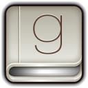 128x128px size png icon of Good Reads Book
