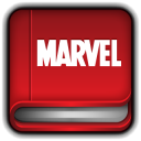 128x128px size png icon of Marvel Book