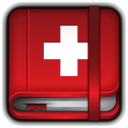128x128px size png icon of Moleskine Swiss Book