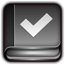 128x128px size png icon of Reminders Mac Book