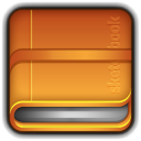 128x128px size png icon of Sketch Book
