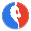 128x128px size png icon of NBA
