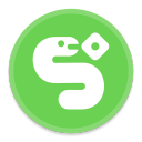 128x128px size png icon of Snake
