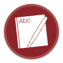 128x128px size png icon of iBookAuthor