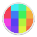 128x128px size png icon of ColourSync