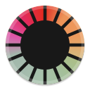128x128px size png icon of DigitalColourMeter