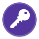 128x128px size png icon of KeyChainAccess
