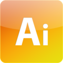 128x128px size png icon of AI Icon