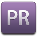128x128px size png icon of pr