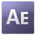 128x128px size png icon of After Effects