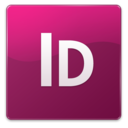 128x128px size png icon of InDesign