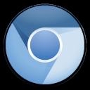 128x128px size png icon of Google Chrome Chromium