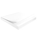 128x128px size png icon of Bloc note