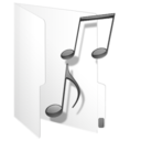 128x128px size png icon of Ma musique