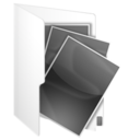 128x128px size png icon of Mes images