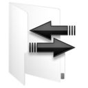 128x128px size png icon of Mes telechargements