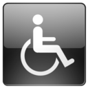 128x128px size png icon of Opt accessibilite