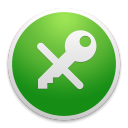 128x128px size png icon of KeepassX