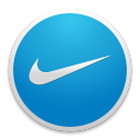 128x128px size png icon of Nike