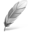 128x128px size png icon of Filter Feather Disabled