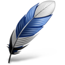 128x128px size png icon of Filter Feather Hot