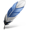 128x128px size png icon of Filter Feather