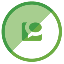 128x128px size png icon of Technorati
