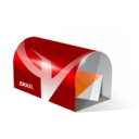 128x128px size png icon of Mailbox