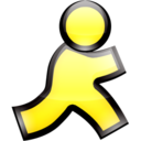 128x128px size png icon of AIM 2