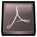 128x128px size png icon of Acrobat Distiller