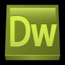 128x128px size png icon of Adobe Dreamweaver