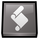 128x128px size png icon of Adobe ExtendScript Toolkit