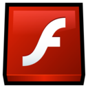 128x128px size png icon of Adobe Flash Player
