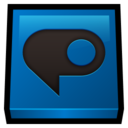 128x128px size png icon of Adobe Photoshop Com
