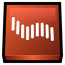 128x128px size png icon of Adobe Shockwave