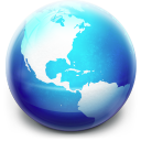 128x128px size png icon of Glow Ball Inactive