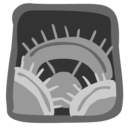 128x128px size png icon of Settings 512x512