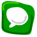 128x128px size png icon of Text 512x512