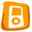 128x128px size png icon of iPod 512x512