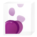 128x128px size png icon of Ms expression media