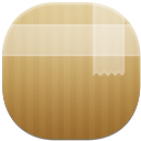 128x128px size png icon of archive