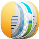 128x128px size png icon of folder data