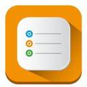 128x128px size png icon of Reminder