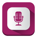 128x128px size png icon of Siri