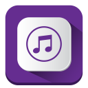128x128px size png icon of iTunes Store