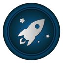 128x128px size png icon of launcher