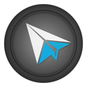 128x128px size png icon of sparrow