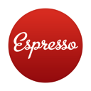 128x128px size png icon of Espresso